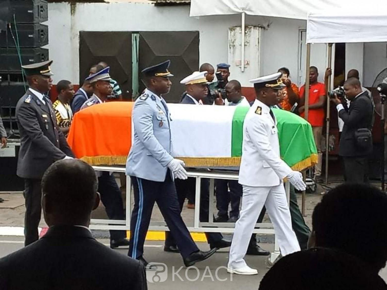 Côte d'Ivoire :  A quelques jours de son inhumation à Pakouabo, Charles Diby Koffi, élevé à titre posthume à la dignité de Grand officier de l'ordre national