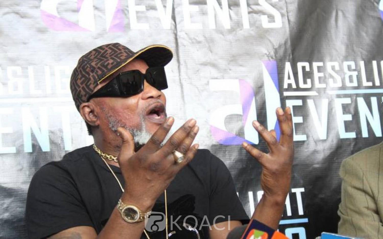 Kenya : Koffi Olomidé de retour quatre ans après son expulsion pour agression sur sa danseuse