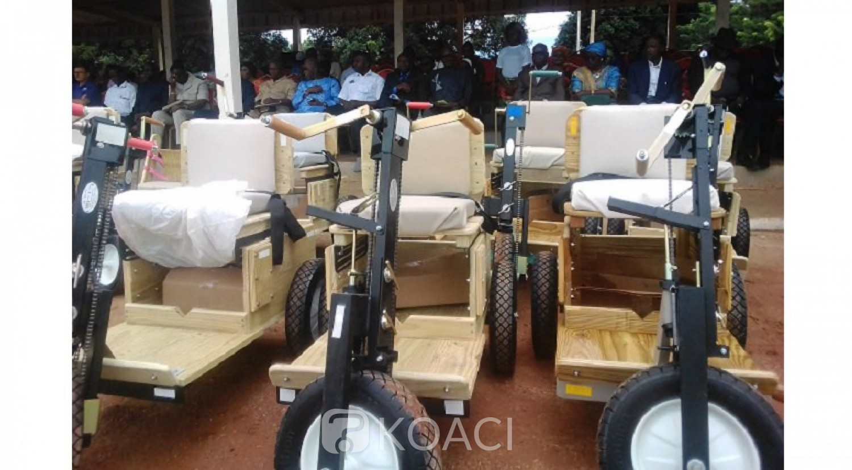 Côte d'Ivoire :  Fonction publique, le Gouvernement annonce le recrutement dérogatoire de personnes en situation d'handicap en 2020