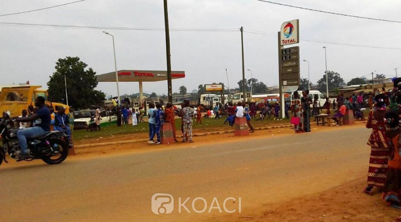 Côte d'Ivoire : Malgré la levée du mot d'ordre de grève des Chauffeurs de Citerne,  des stations fermées au Plateau