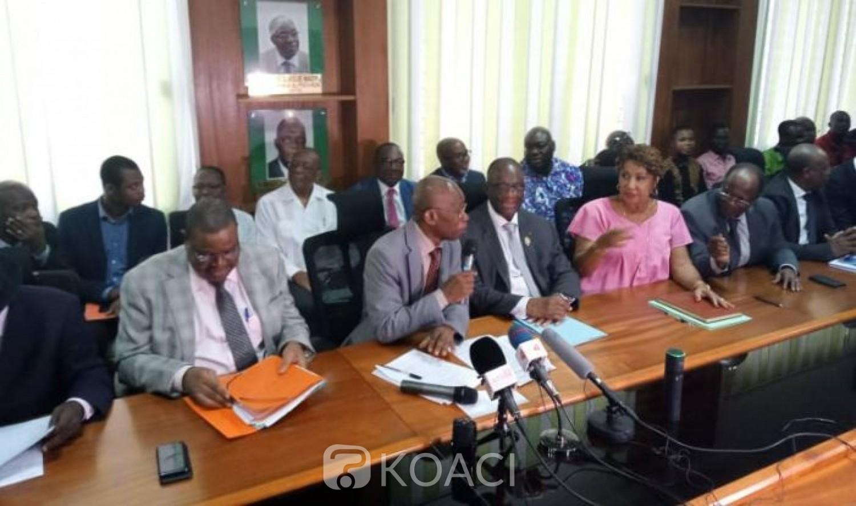 Côte d'Ivoire : Révision constitutionnelle, l'opposition rejette l'idée d'un vice-président non élu et crie à la confiscation du pouvoir par le RHDP