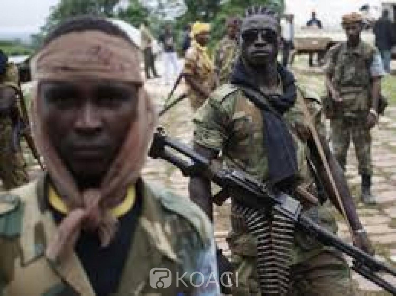 Centrafrique : 13 morts dans des combats à l'arme lourde entre un même groupe armé