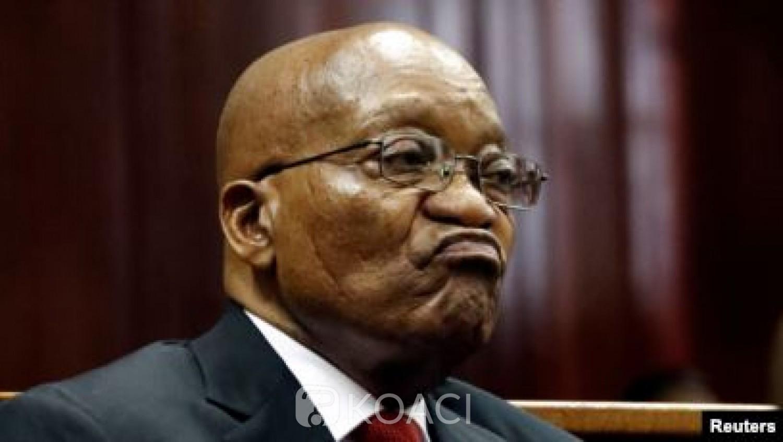 Afrique du Sud : Corruption, nouveau rejet de l'appel de Jacob Zuma qui veut échapper à un procès