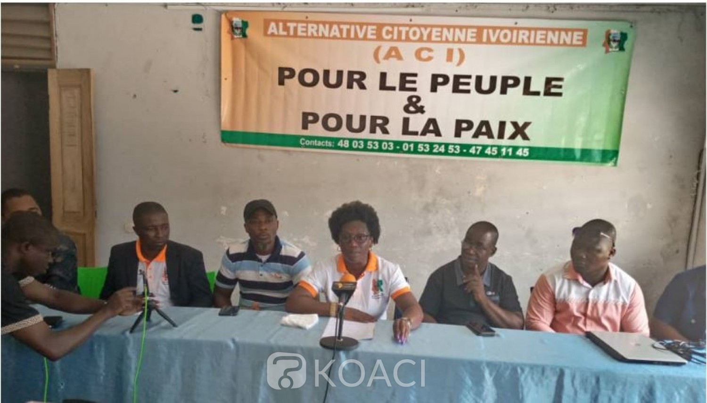 Côte d'Ivoire : Des mouvements de la société civile veulent se joindre à la manifestation des partis d'opposition à Yamoussoukro contre la révision de la constitution