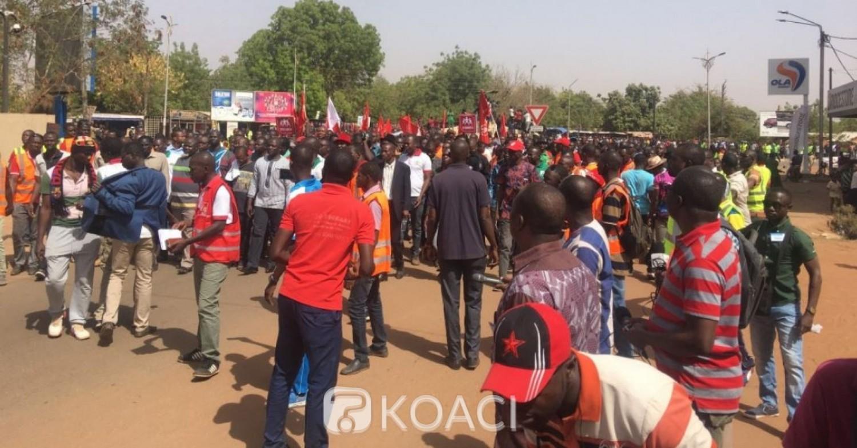 Burkina Faso : Les syndicats maintiennent leurs manifestations malgré l'interdiction de rassemblements