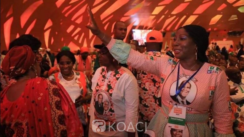 Côte d'Ivoire : Renoncement de Ouattara à un 3ème mandat, Kandia donne les raison de ses pleurs à Yamoussoukro et exhorte les femmes à soutenir, Gon