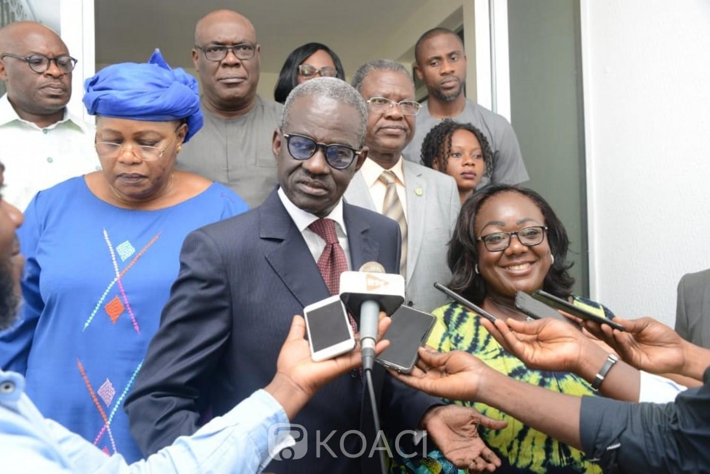 Côte d'Ivoire : Présidentielle 2020, une délégation de la CEDEAO en mission d'informations pré-électorale reçue par le RHDP