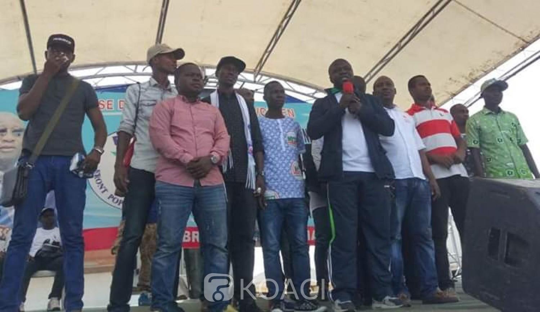 Côte d'Ivoire : Depuis Port-Bouët, Innocent Yao du PDCI «l'heure de la bataille a sonné, les jours qui arrivent ne seront pas faciles»