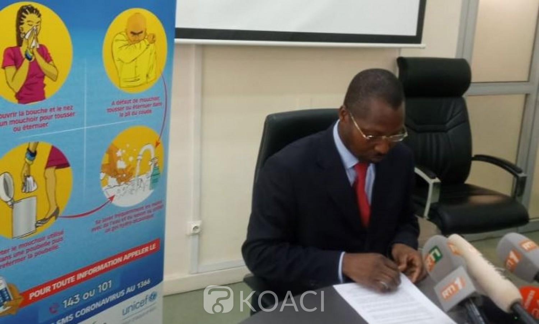 Côte d'Ivoire : 03 nouveaux cas de coronavirus détectés à Abidjan