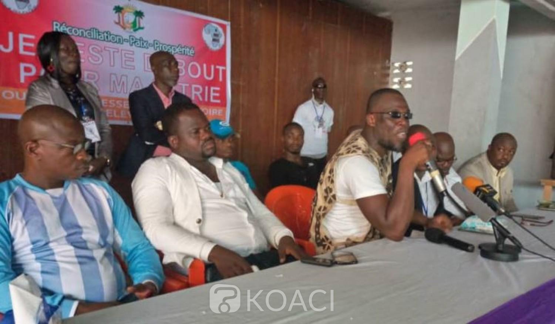 Côte d'Ivoire : À Yopougon «Je reste debout», un collectif lancé par les anciens détenus pro-Gbagbo et ex-combattants proches de Ouattara, voilà la mission qu'ils s'assignent