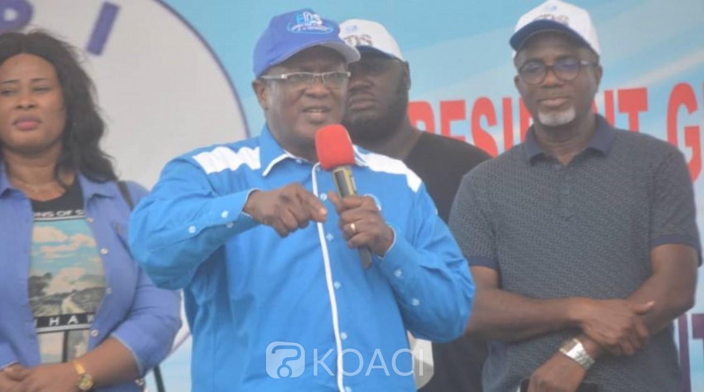 Côte d'Ivoire : Présidentielle 2020, pour Ouégnin, l'heure n'est plus aux discours mais à l'action