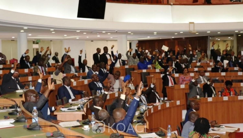 Côte d'Ivoire : En dépit des réserves soulevées par l'opposition, le projet de loi pour la  révision de la constitution adopté