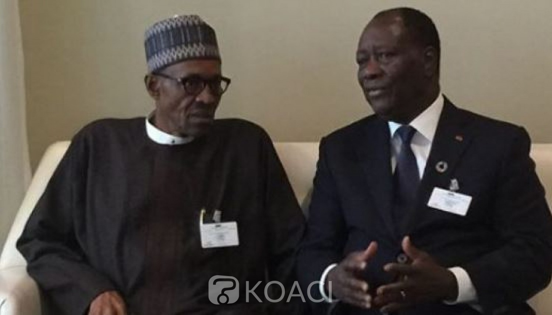 CEDEAO : Ouattara et Buhari annoncés mardi à Conakry pour « contraindre » Condé à abandonner le   double scrutin législatif et référendaire