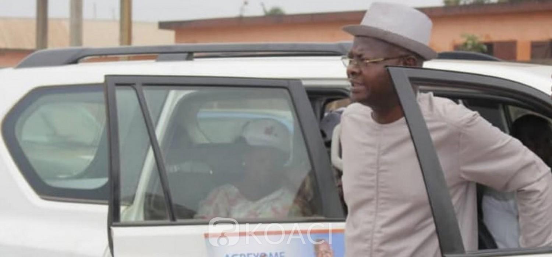 Togo :  Immunité d'Agbéyomé levée, réaction de Kpodzro