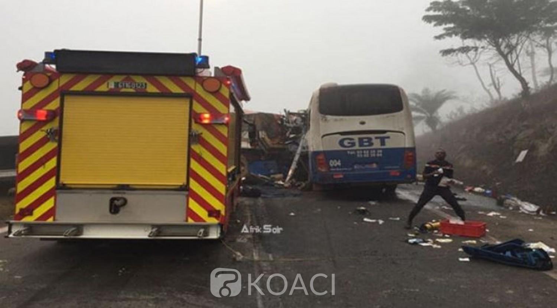 Côte d'Ivoire : Drame, des  agents du ministère de l'intégration africaine décèdent dans un tragique accident sur la route d'Adzopé