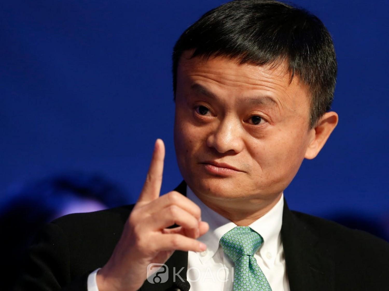 Afrique-Chine : Coronavirus, le fondateur d'Alibaba offre des kits de dépistage et des masques aux 54 pays africains