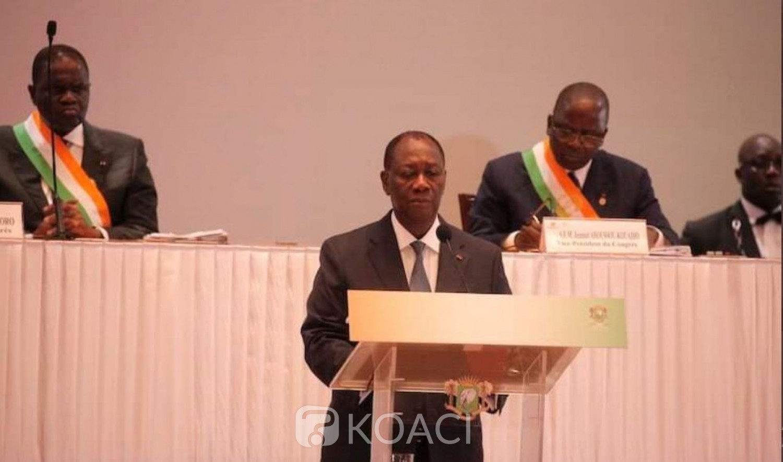 Côte d'Ivoire : Ouattara après son refus de briguer un troisième mandat : « J'aurais pu manipuler les textes »