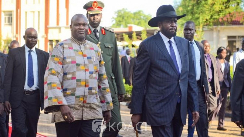 Soudan du Sud : Le nouveau gouvernement d'union composé de 34 ministres prête serment