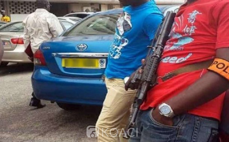 Côte d'Ivoire : 02 militaires braqueurs détenus à la police criminelle, leurs collègues menacent de les libérer