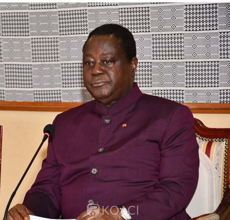 Côte d'Ivoire : Mesures contre le Coronavirus, le PDCI déplore la tenue  du Congrès parlementaire  à Yamoussoukro