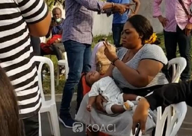 Côte d'Ivoire : Coronavirus, des voyageurs en provenance de pays étrangers confinés à l'INJS manifestent contre leurs conditions, ils sont gazés