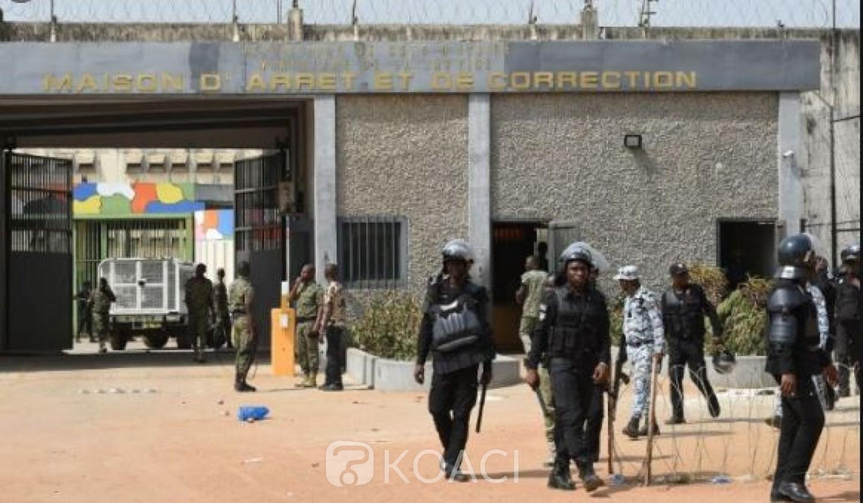 Côte d'Ivoire : Pas de visite aux prisonniers de la Maca, Coronavirus oblige, ce qui est prévu pour les détenus  arrivant de l'extérieur