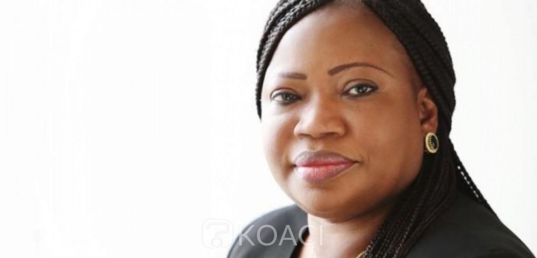 Côte d'Ivoire : Pour répondre à  Gbagbo et Blé Goudé qui exigent  leur libération, Bensouda veut plus de temps à cause du Coronavirus