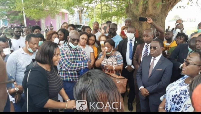 Côte d'Ivoire : Coronavirus, l'Etat plie face aux confinés de l'INJS, confinement à la maison et suivi personnel annoncé