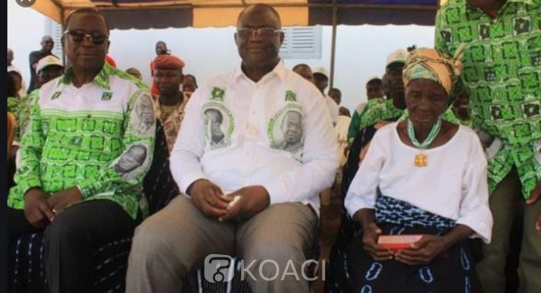 Côte d'Ivoire : Après la sortie d'Ahoussou, Guikahué : « Monsieur le Président du Sénat vous confondez le droit politique  et le droit des affaires »