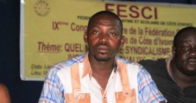 Côte d'Ivoire : La FESCI remercie Alassane Ouattara pour les mesures prises contre le Coronavirus
