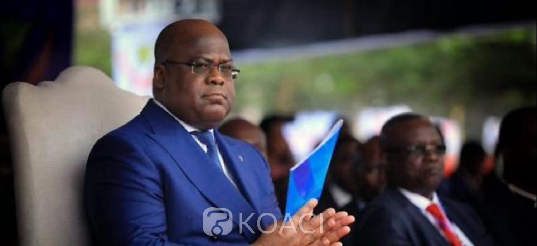 RDC : Coronavirus, Félix Tshisekedi interdit les vols en provenance des pays à risque et les rassemblements de 20 personnes