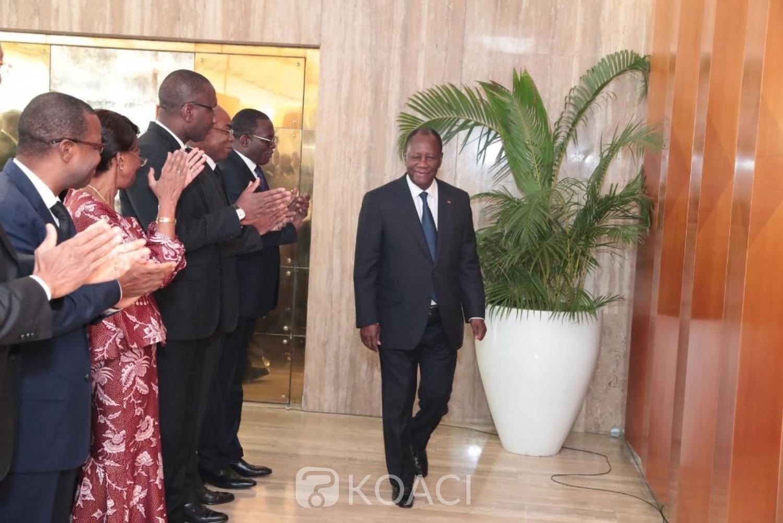 Côte d'Ivoire : Modification du Code électoral, le Coronavirus oblige Alassane Ouattara à procéder par ordonnance