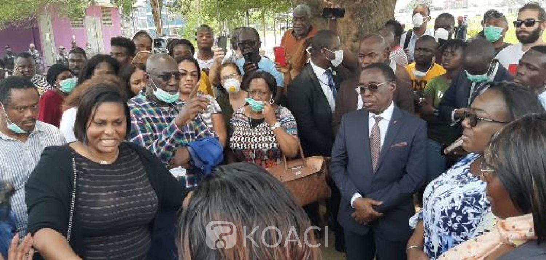 Côte d'Ivoire : Coronavirus, Gon sur les cas des personnalités : « Certains voyageurs n'ont pas respecté les mesures de mise en quarantaine »