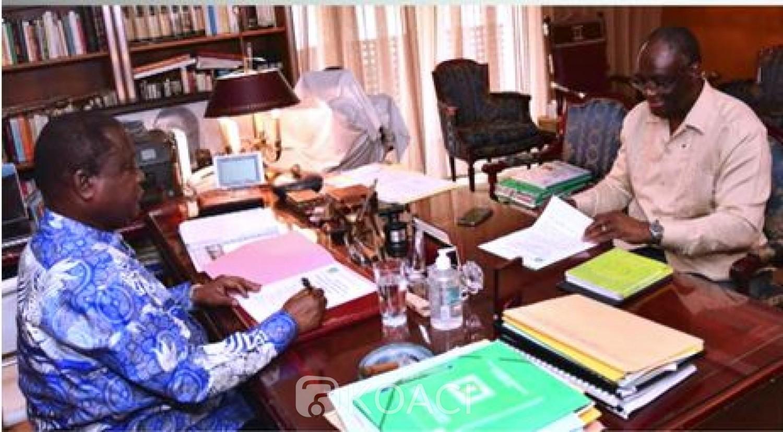 Côte d'Ivoire : Depuis  Daoukro,  Bédié reporte le Bureau politique et fustige les irrégularités de procédures pour le vote relatif à la modification de la constitution