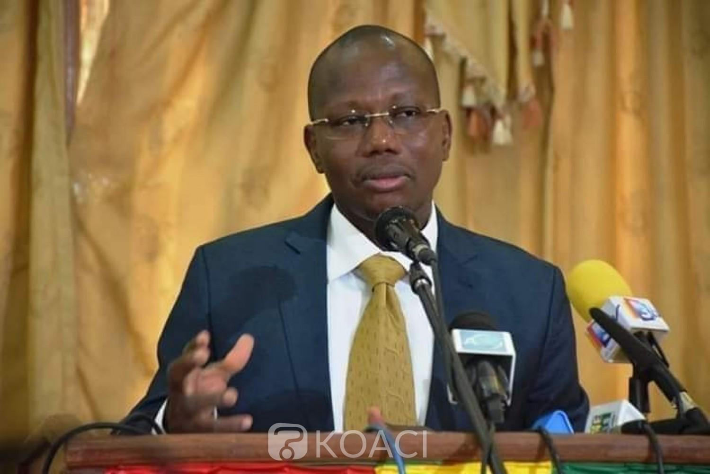 Burkina Faso : Un ministre annonce être contaminé par le coronavirus