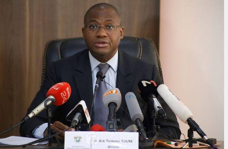 Côte d'Ivoire : Pour Sidi Touré, l'heure n'est pas à la polémique et relève les actions réalisées contre le Coronavirus