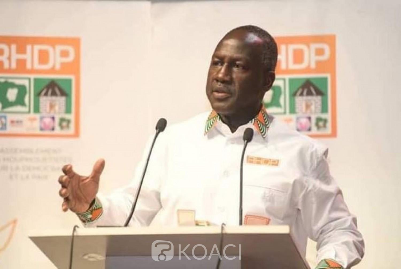 Côte d'Ivoire : Non-respect de la mise en quarantaine de sa famille, Bictogo dit n'avoir joui de passe-droit et présente ses excuses