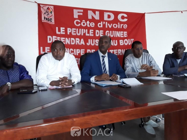 Guinée : Coronavirus, le double scrutin guinéen sera-t-il autorisé à Abidjan ?