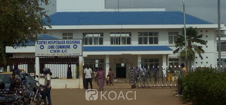 Togo :  Le CHR Lomé-Commune réservé aux patients du coronavirus, 16 cas à ce jour
