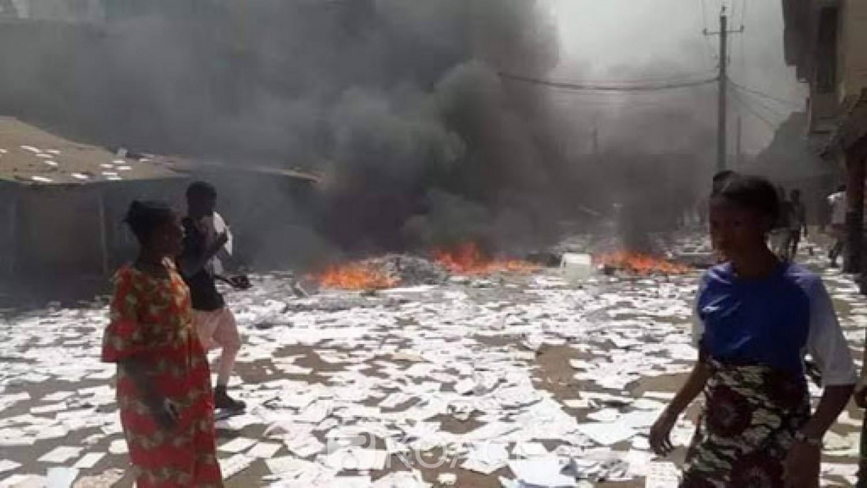 Guinée : Référendum couplé aux législatives, 10 morts ce jour à Conakry dans des heurts