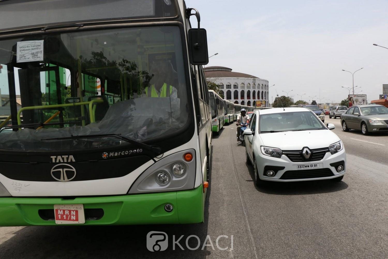 Côte d'Ivoire : Prévention du Coronavirus, la Sotra limite le nombre de voyageurs à 50 maximum par autobus