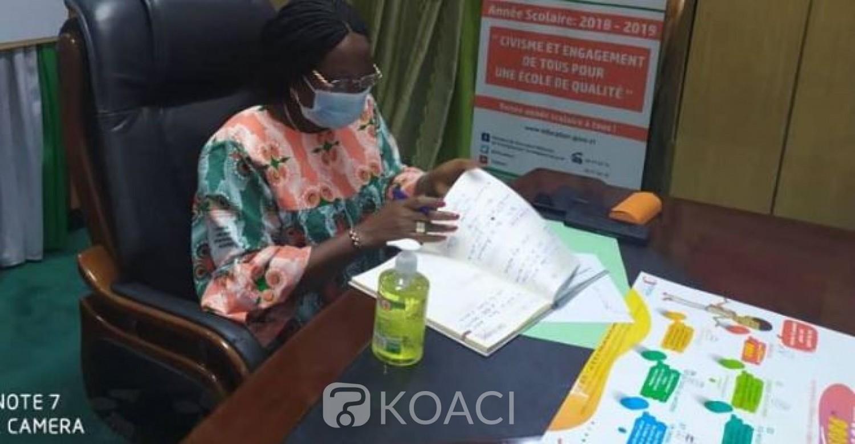 Côte d'Ivoire : Prévention du COVID-19, Kandia dément la reprise des cours ce jour et annonce l'interdiction des cours de renforcement et de préparation