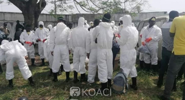Côte d'Ivoire : Lutte contre le Coronavirus, des stagiaires de l'INFAS affectés dans les centres de santé déplorent leurs conditions de travail