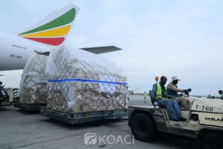Ethiopie : Coronavirus, l'aide promise par le milliardaire Jack Ma arrive à bon port