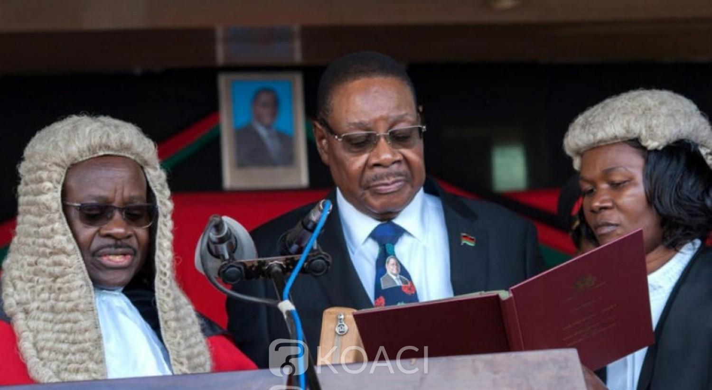 Malawi : Après une annulation « historique », une nouvelle date pour la présidentielle arrêtée