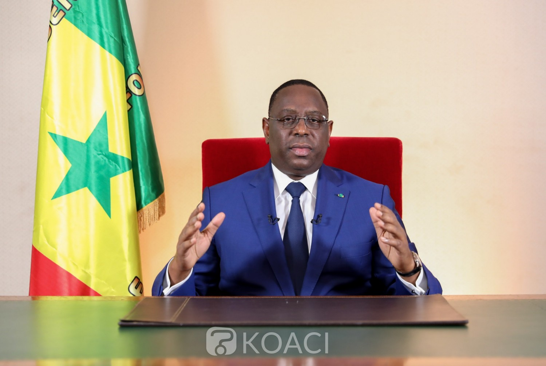 Sénégal : Coronavirus, Macky Sall décrète l'État d'urgence