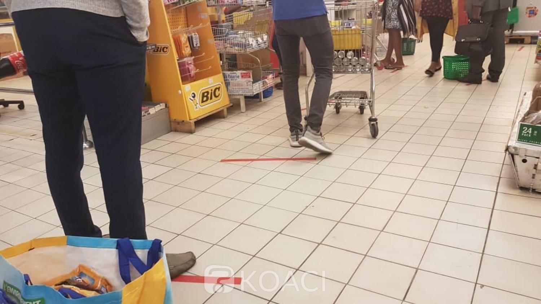 Côte d'Ivoire : Coronavirus, entrée dans l'état d'urgence, les restaurants jouent le jeu, les banques et supermarchés adaptent leurs horaires