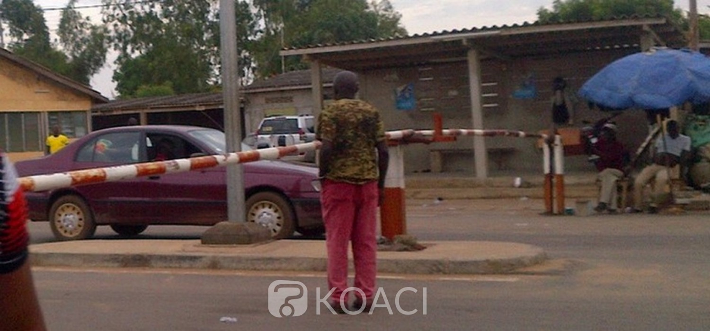 Togo-Benin :  Malheureux incident à Agoegan, un militaire aux arrêts