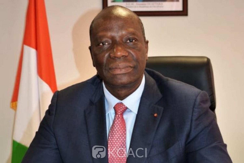 Côte d'Ivoire : Propagation du COVID-19, Mamadou Sanogo préconise le télétravail aux Chefs des Administrations Publiques et aux chefs d'entreprises