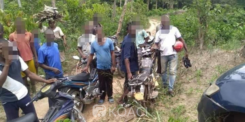 Côte d'Ivoire : À Duekoué, en pleine crise de Covid-19, des redoutables coupeurs de route mis en déroute